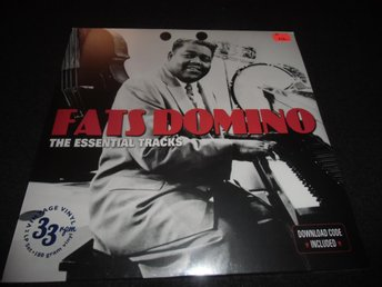 Fats Domino - The essential tracks - 2LP - 2014 - Ny