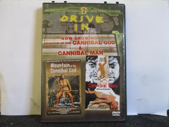 MOUNTAIN OF THE CANNIBAL GOD/CANNIBAL MAN REG 1, EJ SV TEXT