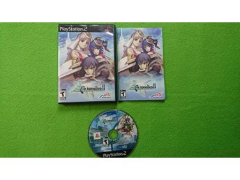 Ar tonelico 2 Melody of Metafalica PS2 Playstation 2