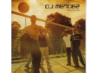 DJ Mendez-Latino for life / CD