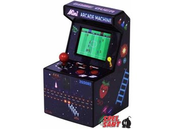 Thumbs Up! Mini Arcade Machine (inkl. 240st 16-Bit Spel)