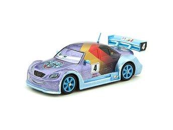 Disney Pixar Cars Bilar Mcqueen metall - Max Schnell Ice Racers Chaser 1:43 - Uddevalla - Disney Pixar Cars Bilar Mcqueen metall - Max Schnell Ice Racers Chaser 1:43 - Uddevalla
