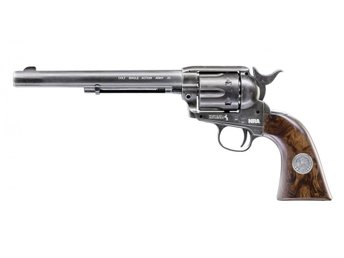 "CO2-DRIVEN COLT SAA .45-7.5"", NRA VERSION, LIMITED EDITION"