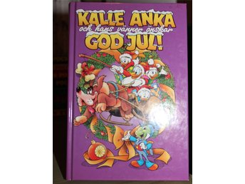 kalle anka god jul nr 10