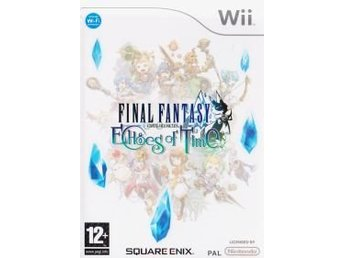 Wii - Final Fantasy Crystal Chronicles: Echoes of Time (Beg)