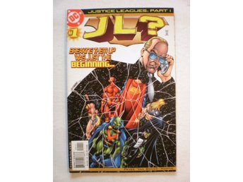 US DC - Justice Leagues: JL? - Oneshot in NM