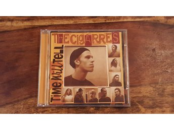 The Cigarres / Time Will Tell / CD 2000 / Burning Heart Records