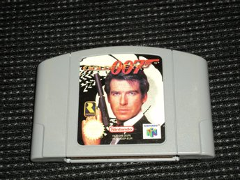 N64 Golden Eye 007