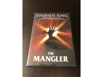 Stephen King   The Mangler