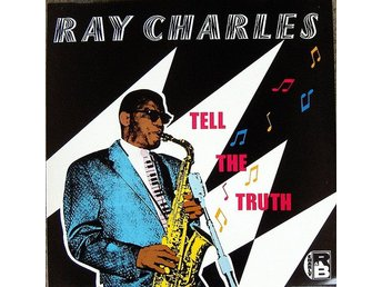 LP Ray Charles  Tell the truth