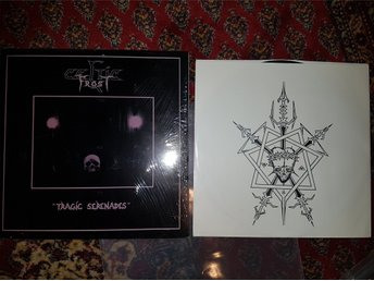 Celtic Frost Tragic serenades VINYL