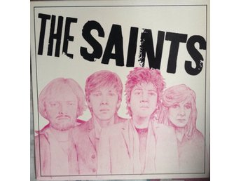 "The Saints 7"" singel In The Mirror / Always"