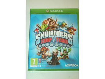 Skylanders Trap Team - Spelet (XBOX ONE)