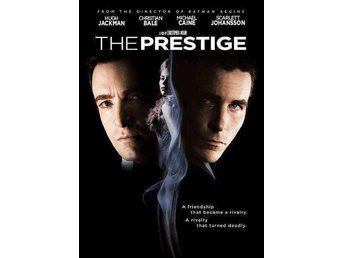 Dvd - the Prestige