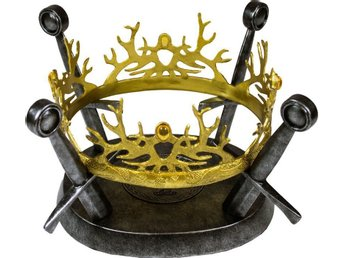 Game of Thrones 1/1 Baratheon/Lannister Crown Limited Edition Prop Replica, Ny
