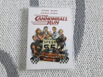The Cannonball run,DVD