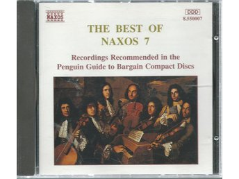THE BEST OF NAXOS 7