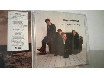 The Cranberries - No Need To Argue, CD