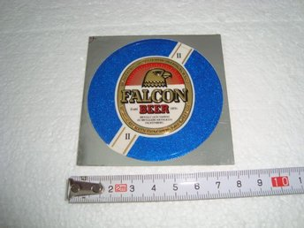 Falcon beer öl lyx dekal klistermärke - Uppsala - Falcon beer öl lyx dekal klistermärke - Uppsala