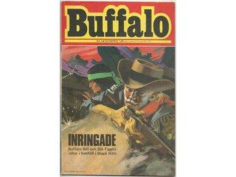 Buffalo Bill 1972 Nr 3 FN- - Vikingstad - Buffalo Bill 1972 Nr 3 FN- - Vikingstad