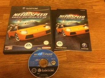 NEED FOR SPEED HOT PURSUIT 2 PAL