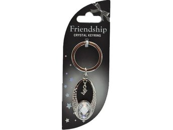 Nyckelring BFF - Crystal Friendship