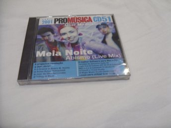 ProMusica CD51 April 2001 Portugal Music audio CD Mac PC CD ROM