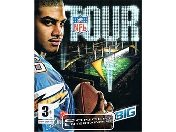 NFL TOUR (komplett) till Sony Playstation 3, PS3