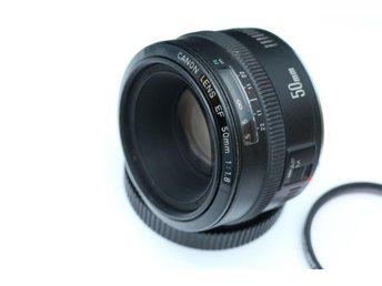 "Canon EF 50mm 1:1.8 Mark 1 MK I  ""Made in Japan"""