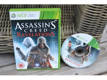 Assassins Creed Revelations Xbox 360 (Assassin's) Fint Skick - Vännäs - Assassins Creed Revelations Xbox 360 (Assassin's) Fint Skick - Vännäs