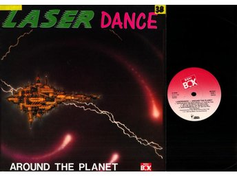 LASERDANCE - AROUND THE PLANET