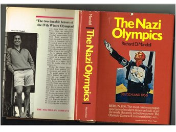 THE NAZI OLYMPICS - Richard D. Mandell (1971)