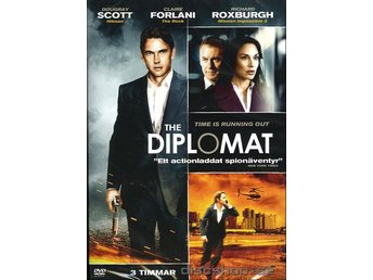 The Diplomat - False witness 2008 DVD Dougray Scott och Claire Forlani.