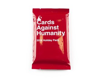 Cards Against Humanity - 2014 Holiday Pack