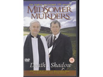 Midsomer Murders Death's Shadow 1997 DVD