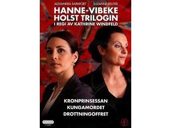 Javascript är inaktiverat. - Västerås - VIBEKE-HOLST TRILOGIN. 5 Dvd.Alla tre serierna i en box. 10 timmar 38 minuter.Fint skick.svensk text. - Västerås