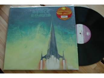 Ramases Space Hymns LP progg psych rock rare reissue