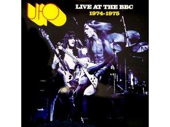 Ufo -Live At The BBC 1974-1975 lp Michael Schenker in top fo