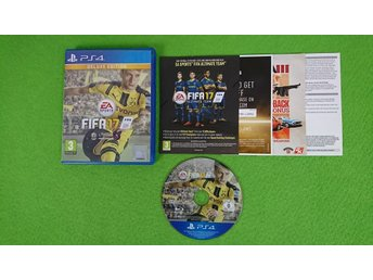 Fifa 17 Deluxe Edition Playstation 4 PS4