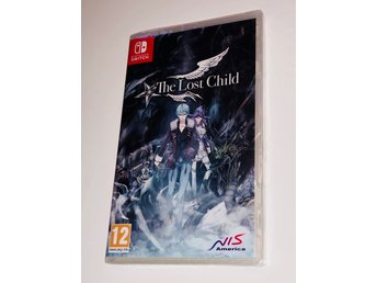 The Lost Child // Nintendo Switch // INPLASTAD // Billigast 488 kr