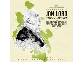 Lord Jon: Celebrating Jon Lord - Composer (2 Vinyl LP + Blu-ray)