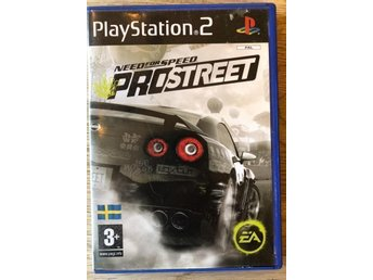 NEED FOR SPEED PRO STREET PLAYSTATION 2 PS2