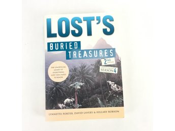 LOST Buried Treasures ISBN 97814002213697