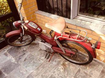 Moped ( veteran) M50 Puch