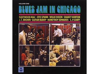 Fleetwood Mac: Blues jam in Chicago 1969 (Rem) (CD)