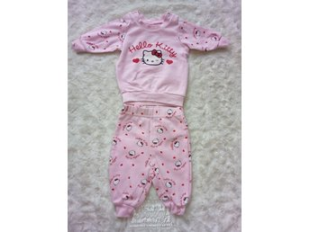 Set, Hello kitti, strl 50