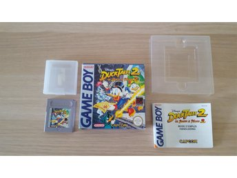 Nintendo Game Boy spel Duck Tales 2