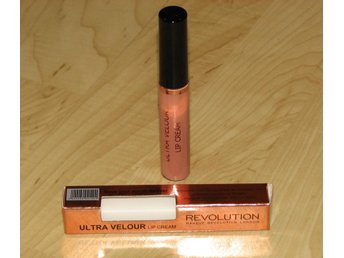 Makeup Revolution Ultra läppstift lipstick peach NY