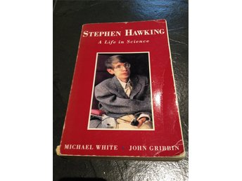 Stephen Hawking A Life in Science av John Gribbin och Michael White ENG