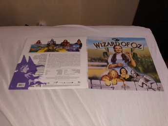 The wizard of Oz  - 1st Laserdisc